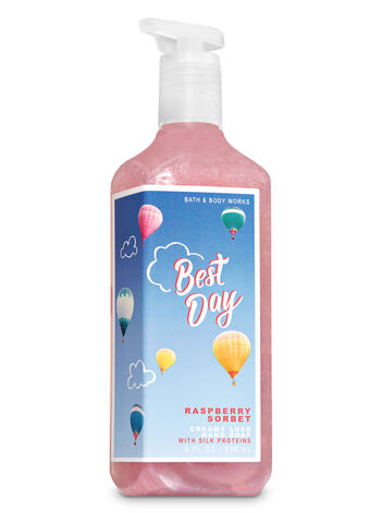 Raspberry Sorbet Creamy Luxe Hand Soap - Bath And Body Works