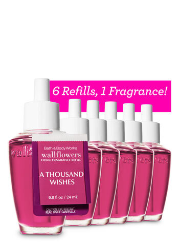 A Thousand Wishes Wallflowers Refills, 6-Pack