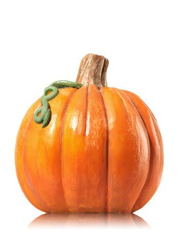 Pumpkin Magnet 3-Wick Candle Magnet