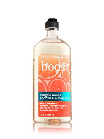 Aromatherapy Tangelo Woods Body Wash & Foam Bath - Bath And Body Works