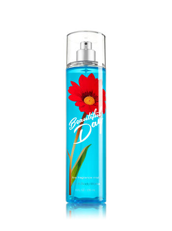 Signature Collection Beautiful Day Fine Fragrance Mist - Bath And Body Works