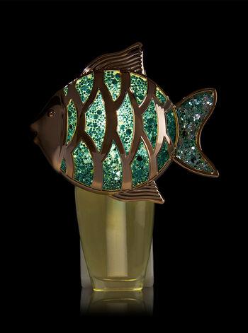 Glitter Fish Nightlight Wallflowers Fragrance Plug
