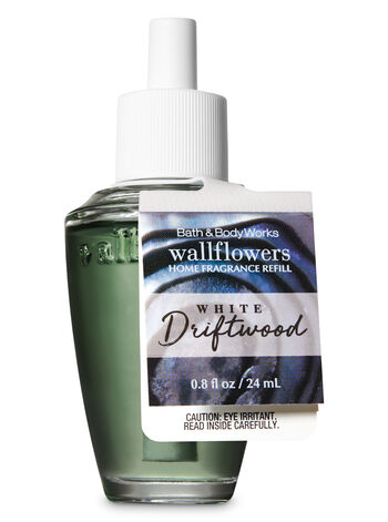 White Driftwood Wallflowers Fragrance Refill - Bath And Body Works