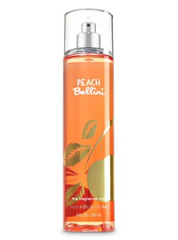 Signature Collection Peach Bellini Fine Fragrance Mist - Bath And Body Works