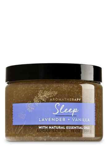Aromatherapy Lavender Vanilla Body Scrub - Bath And Body Works
