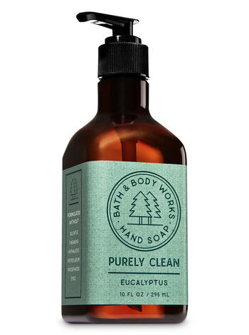 Eucalyptus Purely Clean Hand Soap - Bath And Body Works
