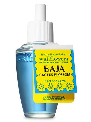 Baja Cactus Blossom Wallflowers Fragrance Refill - Bath And Body Works
