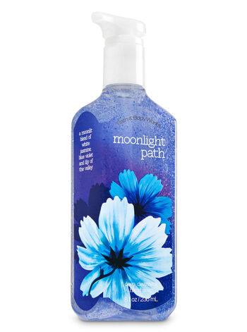 Moonlight Path Deep Cleansing Hand Soap - Bath And Body Works
