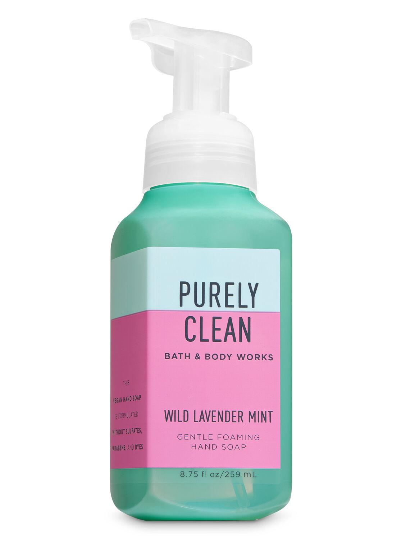 Wild Lavender Mint Gentle Foaming Hand Soap   Bath & Body Works