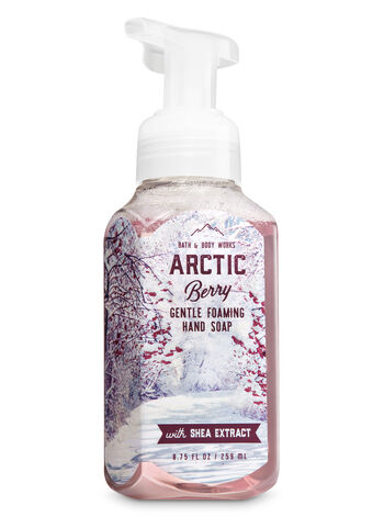 Arctic Berry Gentle Foaming Hand Soap - Bath And Body Works