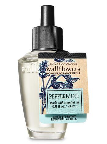 Peppermint Wallflowers Fragrance Refill - Bath And Body Works