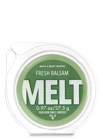 Fresh Balsam Fragrance Melt - Bath And Body Works