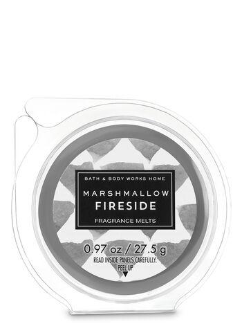 Marshmallow Fireside Fragrance Melt - Bath And Body Works