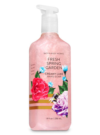 Fresh Spring Garden Creamy Luxe Hand Soap - Bath And Body Works
