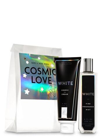 White Cosmic Love Gift Set