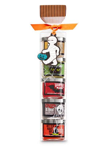Halloween Fun 5-Pack Mini Candles