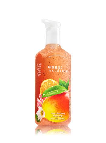 Mango Mandarin Deep Cleansing Hand Soap - Bath And Body Works