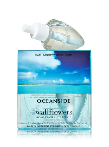 Oceanside Wallflowers 2-Pack Refills - Bath And Body Works