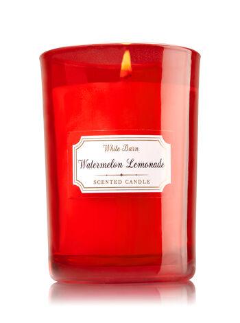 Watermelon Lemonade Medium Candle - Bath And Body Works