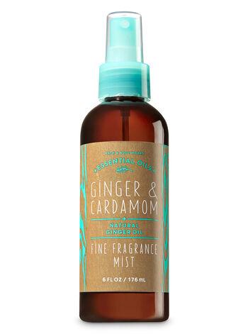 Ginger & Cardamom Fine Fragrance Mist - Bath And Body Works