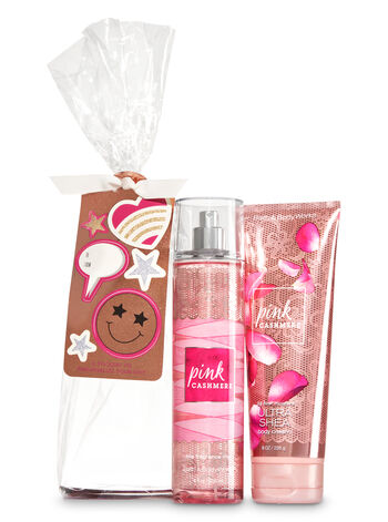 Pink Cashmere Dreamy Favorites Gift Set - Bath And Body Works