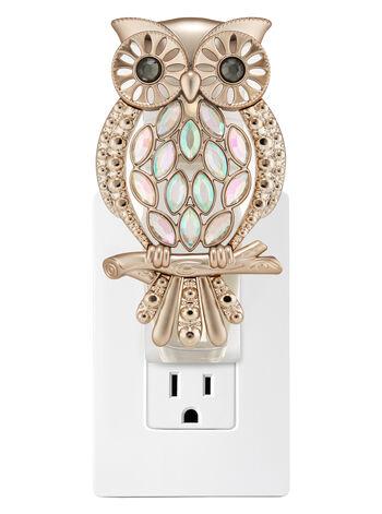 Marquee Owl Nightlight Wallflowers Fragrance Plug