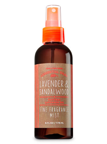 Lavender & Sandalwood Fine Fragrance Mist - Bath And Body Works