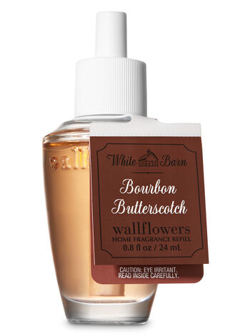 Bourbon Butterscotch Wallflowers Fragrance Refill - Bath And Body Works