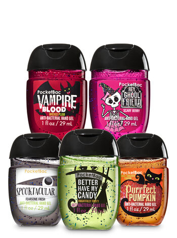 Halloween Faves 5-Pack PocketBac Sanitizers - Bath And Body Works