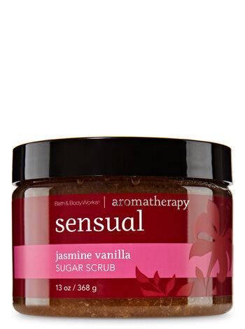 Aromatherapy Jasmine Vanilla Sugar Scrub - Bath And Body Works