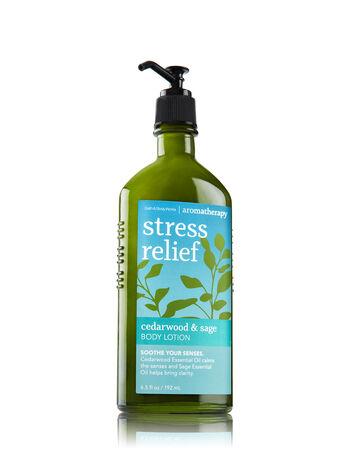 Aromatherapy Cedarwood & Sage Body Lotion - Bath And Body Works