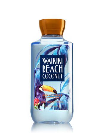 Signature Collection Waikiki Beach Coconut Shower Gel - Bath And Body Works