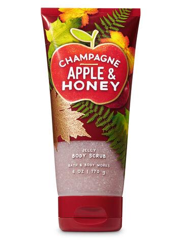 Champagne Apple & Honey Jelly Body Scrub - Bath And Body Works