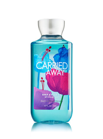 Signature Collection Carried Away Shower Gel - Bath And Body Works