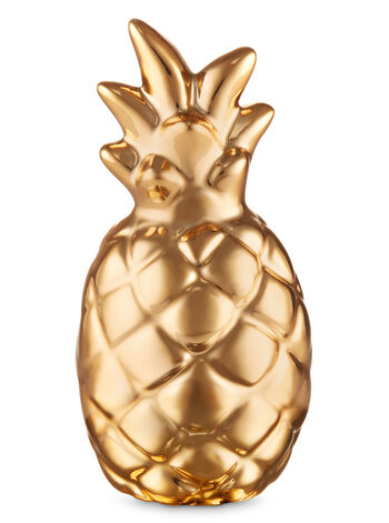 Sweet & Chic Pineapple 3-Wick Candle Magnet