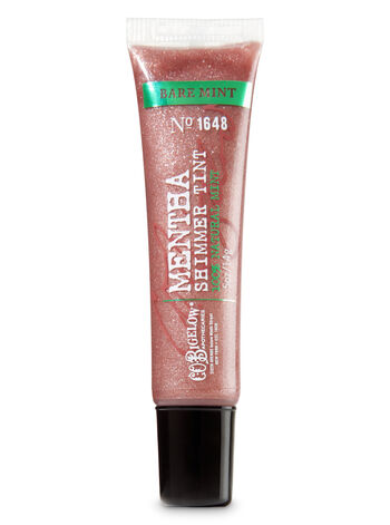 C.O. Bigelow Bare Mint Mentha Shimmer Lip Tint - Bath And Body Works