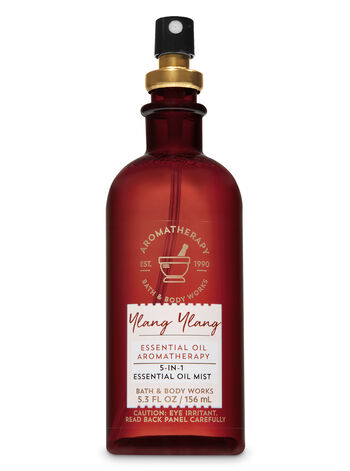 Ylang Ylang 5-in-1 Essential Oil Mist - Bath And Body Works