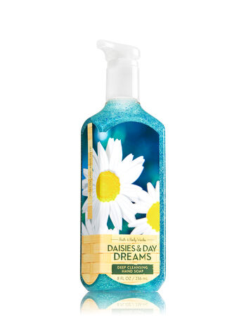 Daisies & Day Dreams Deep Cleansing Hand Soap - Bath And Body Works