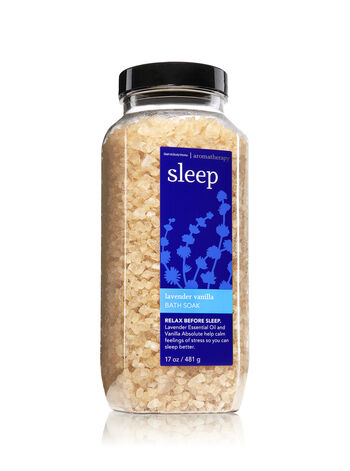 Aromatherapy Lavender Vanilla Bath Soak - Bath And Body Works