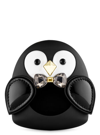 Perfect Penguin Visor Clip Scentportable Holders - Bath And Body Works