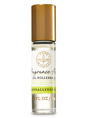 Fragrance Free Oil Rollerball - Bath And Body Works