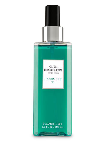 C.O. Bigelow Cashmere Fig Cologne Mist - Bath And Body Works