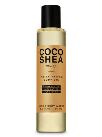 CocoShea Honey Moisturizing Body Oil - Bath And Body Works