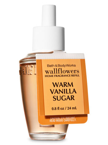 Warm Vanilla Sugar Wallflowers Fragrance Refill - Bath And Body Works