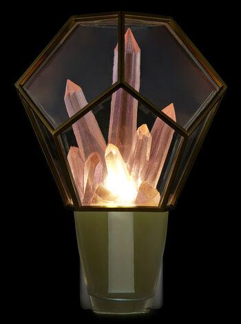 Crystal Terrarium Wallflowers Fragrance Plug