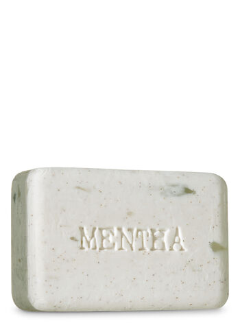 Mentha Exfoliating Bar Soap