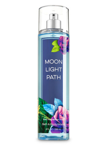 Signature Collection Moonlight Path Fine Fragrance Mist - Bath And Body Works