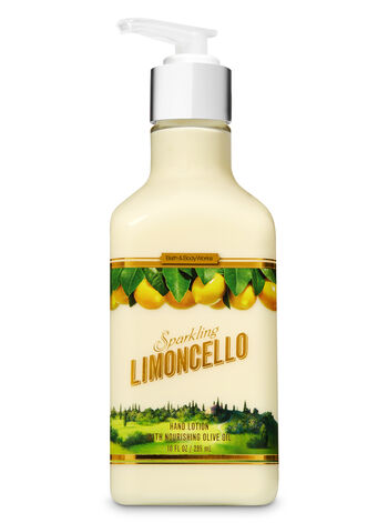 Sparkling Limoncello Hand Lotion with Olive Oil - Bath And Body Works