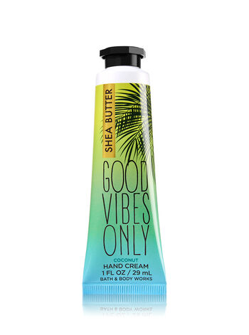 Good Vibes Only Hand Cream - Bath And Body Works