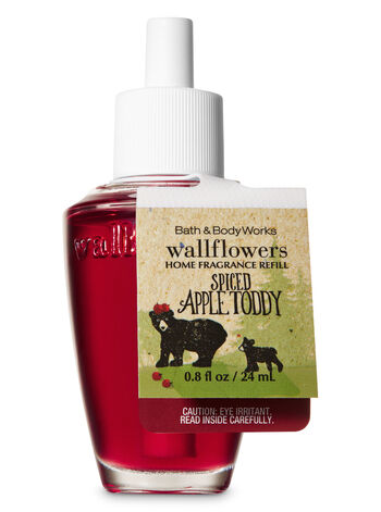 Spiced Apple Toddy Wallflowers Fragrance Refill - Bath And Body Works